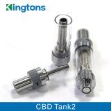 Tank 2 van de Best-sellers van Alibaba van de Verbetering van Kingtons Nieuwe de Verstuiver van de Olie Cbd
