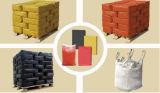 Óxido de ferro (vermelho, amarelo, azul, verde, preto, alaranjado)