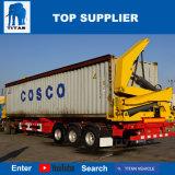 Rimorchio di Sideloader Sidelifter del rimorchio del camion del contenitore di caricamento di auto del contenitore del titano