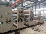 Automatischer Wasser-Tinten-Drucker u. Die-Cuttermaschine (Kerben)
