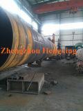 precio de fábrica Calciner horno rotativo de cal, el precio de fábrica del fabricante de la planta de cal de Henan, horno rotativo horno rotativo de yeso Calcining