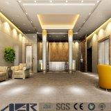 Piso vinílico de PVC para Commerciales soluciones como Hotel Fooring, pisos de oficina