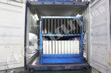 máquina do bloco de gelo do recipiente 5ton