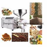 Acier inoxydable fève de cacao Spice Moulin à poivre machine de meulage