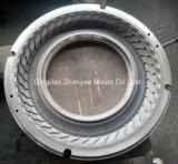 120/80-17 fabricación sin tubo del molde del neumático de la motocicleta