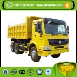 콩고에 있는 아주 새로운 HOWO 6X4 덤프 트럭