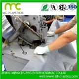Bâche de protection/toile de PVC/PE avec le prix bon marché et la bonne qualité