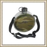 オックスフォードCover Blanketとの0.7L/2qt/4qt Military Camo Water Canteen