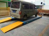 Elevador de tesoura hidráulica para alinhamento de 4 rodas 3500kg