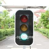 Indicatori luminosi solari d'avvertimento del segnale stradale dell'indicatore luminoso 12V di disciplina del traffico di Optraffic