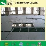 Painel de assoalho de fibra de cimento e piso de estrutura de aço