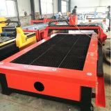 Kundenspezifisches Plasma bearbeitet CNC-Plasma-Maschine für Stahlausschnitt maschinell