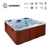 Construido en tina caliente de los balnearios hidráulicos con la TV
