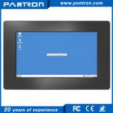 7 pouces HMI Panel PC industriel avec 250 cd/m2 de la luminosité