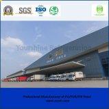 Hohe Leistung und große Kaltlagerung für Logistik und Verteilung