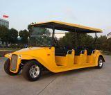 8 Seater 주문 바디 선택적인 세륨 증명서를 가진 호화스러운 전기 골프 차 (DN-8D)