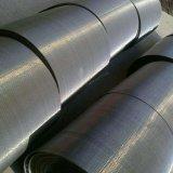 Plaza de la malla de alambre de acero inoxidable se utiliza para el aceite