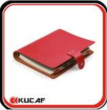 고품질 문구용품 PU 노트북