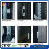 "19 "" 9 Folds Structure Perforated server Cabinet"
