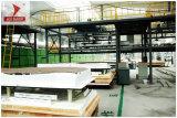 Progetto di alto ritorno della gomma piuma Riga-Nuovo di produzione di ceramica del pannello isolante