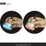 Máquina Micro-Atual antienvelhecimento e do oxigênio da beleza para o cuidado de pele (OxyBioLight)