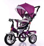 세륨 증명서를 가진 세발자전거가 아기 세발자전거 아이 세발자전거에 의하여 농담을 한다