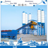 Populaire Tweeling Concrete het Mengen zich van de Schacht 180m3/H Installatie