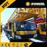 50 톤 주식에 있는 이동할 수 있는 트럭 기중기 Qy50ka