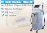 Multifuncional de SHR IPL Opt Sistema de remoção de pêlos