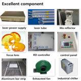 Máquina de corte láser de CO2 para el procesamiento de tejido