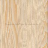 A decoração de mobiliário de filme de PVC de grãos de madeira