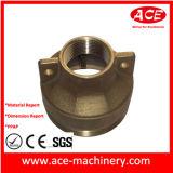 Maquinaria CNC de aire de torneado de la junta