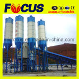 planta de mezcla concreta inmóvil preparada 60/90/120/180/240cbm/H