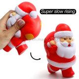 Het grappige Jumbo het Toenemen van Pu Langzame Stuk speelgoed van de Jonge geitjes van de Samendrukking van de Decoratie van Kerstmis Squishies voor Gift
