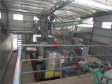 Linea di produzione dell'olio da cucina dell'impianto della raffineria di petrolio della soia del macchinario di estrazione dell'olio dei semi di girasole del macchinario
