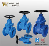 Iron dúctil Gate Valve con el CE Approved
