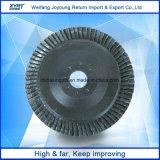 óxido de aluminio de 100*16m m que muele el disco radical de la solapa para la venta