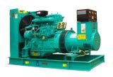 Комплект генератора силы 125kVA 100kw Googol франтовской тепловозный молчком