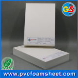 Alta hoja dura blanca del PVC Celuka en Shangai