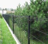 溶接された網の塀のパネルまたはNylofor 3Dの塀か鉄条網