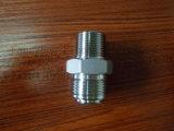 Acero inoxidable 304L ISO7-1 que reduce la entrerrosca del hexágono
