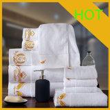 De aangepaste van de Katoenen van 100% Handdoek van het Hotel van de Badhanddoek Handdoek van het Gezicht