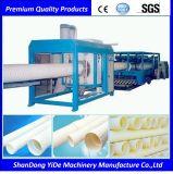 PVC/PE/PPR Plastikentwässerung-und Trinkwasser-Rohr-Strangpresßling-Zeile