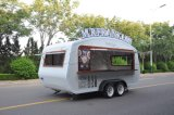 De mobiele Aanhangwagen van het Voedsel van de Aanhangwagen van het Voedsel van de Keuken /Cart Aangepaste