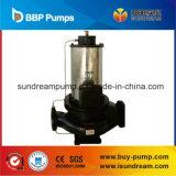 Pbg Bomba de motor em silêncio vertical silenciosa / Shield Pump