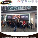 LEIDEN van de Vertoning van de Reclame van Hongking P10/P8/P6 Aanplakbord