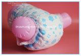 サンプル通気性の柔らかいNonwoven赤ん坊のペーパー使い捨て可能なおむつ