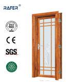 高品質および販売法の最もよいアルミニウムガラスドア(RA-G043)