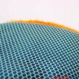 قطيفة [ميكروفيبر] سيئة غسل قفّاز مع شبكة
