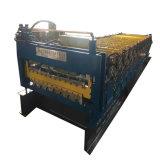 機械を形作る2段階ダイヤリングの屋根のパネルロール